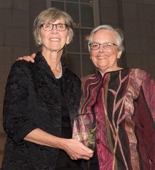 Distinguished Service Award History